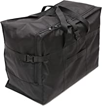 Extra Large Travel Duffel Bag 28'',120L,Anti Theft Travel Tote Luggage Bag Checked Bag Black Oversized