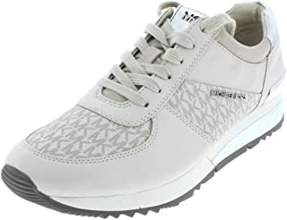 Womens Allie Leather Sneakers Trainers