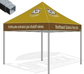 Best custom printed ez up canopy Reviews