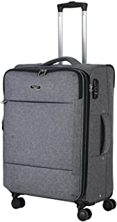 Classic Ultra-Light Expandable Spinner Carry On Luggage-20