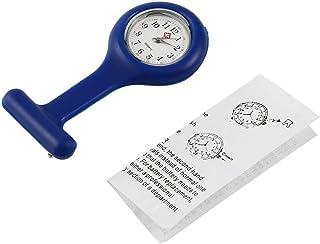 healthwen Mini portátil de gel de silicona médico enfermeras broche Pin bolsillos Fob compacto atractivo reloj de túnica m...