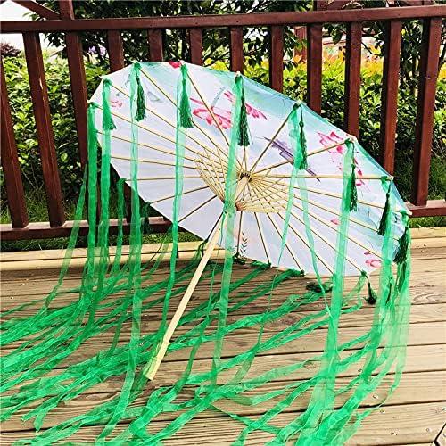 Taosheng Hanfu Cheap Oil Paper Umbrella Traditional Pro Fairy low-pricing Handmade