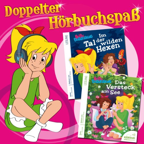 Bibi Blocksberg - Hörbuchbox Titelbild