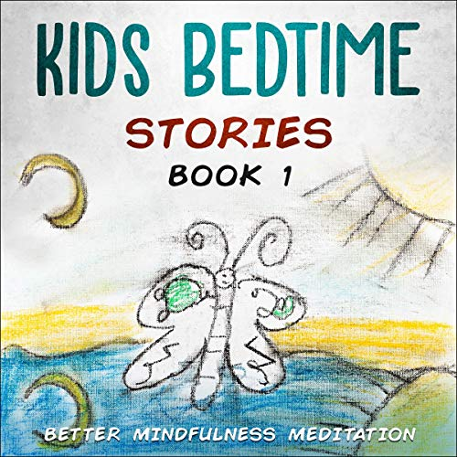 Kids Bedtime Stories: Book 1  By  cover art