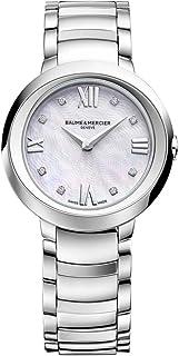 Baume & Mercier - Baume&Mercier M0A10158_wt Reloj de pulsera para mujer