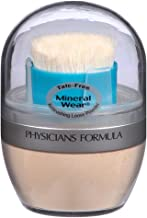 Physicians Formula Mineral Wear Loose Powder Translucent, Light, 0.35 Ounce