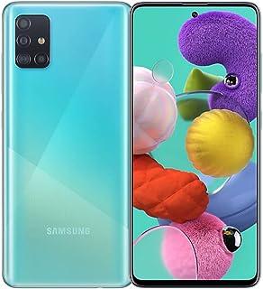 Samsung Galaxy A51 (SM-A515F/DSN) Dual SIM 128GB+6GB RAM グローバル版 SIMフリー(Blue/ブルー)