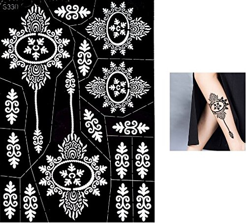 henna füße