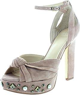 حذاء غيس للسيدات Kenzie2 بمقدمة مفتوحة عند الكاحل بشريط كلاسيكي