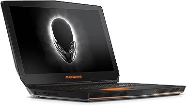 Dell Alienware 17R3 17.3-Inch R3 UHD 4K Laptop Intel Core i7-6700HQ 8GB RAM 1TB HDD + 128GB SSD NVIDIA GeForce GTX 970M Windows 10 (Renewed)