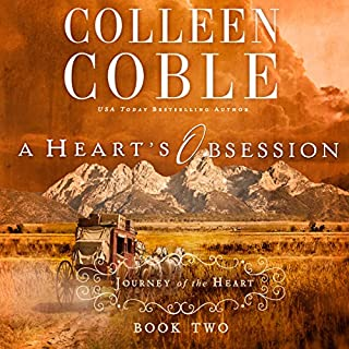 A Heart's Obsession audiobook cover art