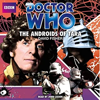 Doctor Who: The Androids of Tara cover art