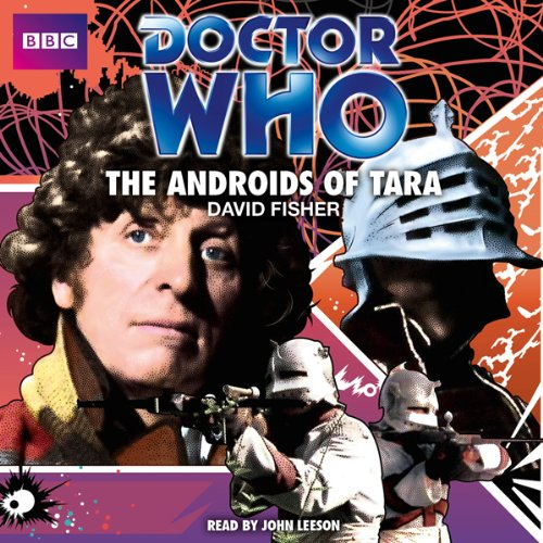 Doctor Who: The Androids of Tara Titelbild
