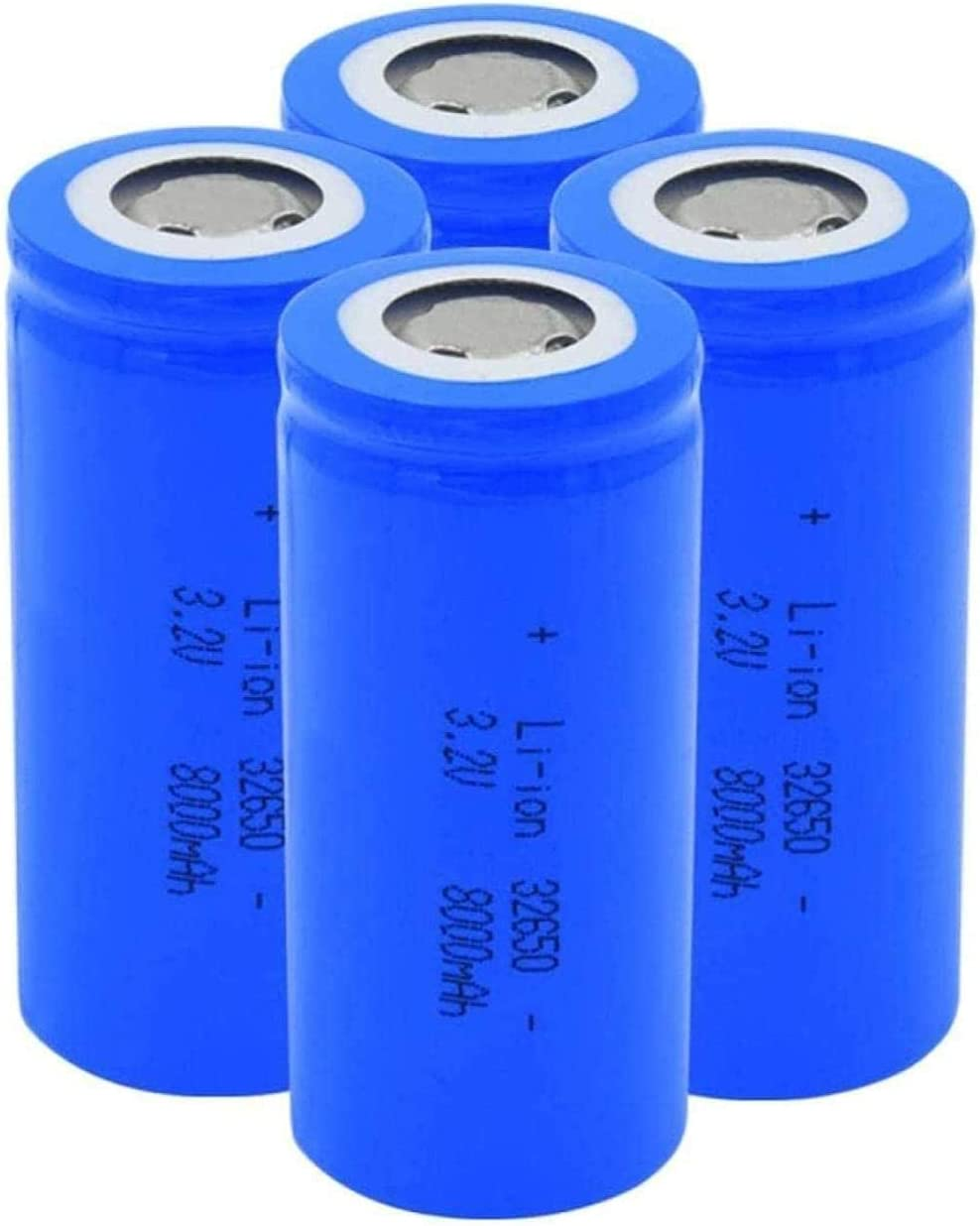 Rechargeable Battery El Paso Mall 3.2V Ranking TOP17 32650 Rechargeab Li-Ion 8000Mah