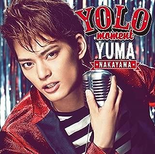 YOLO moment 【初回盤A】(DVD付)