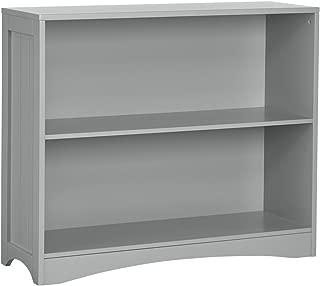 RiverRidge 02-148 Horizontal Bookcase, Gray