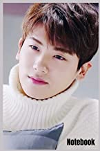 Notebook: Korean Actor & Singer Park Hyung Sik Notebook- ZE:A Hyung-Sik Notebook- 120 Lined Pages Journal- Perfect Gift Fo...
