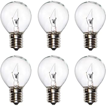 Pack of 2-25W Lava replacement Bulbs for Lava Lite 2124 2125 2118 2111