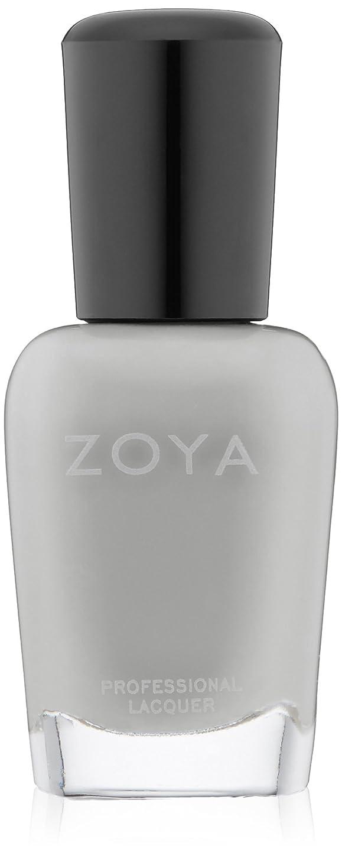 タービン地球ドローZOYA ゾーヤ ネイルカラー ZP541 DOVE  ドーヴ 15ml 柔らかく繊細な光を放つグレー マット/クリーム 爪にやさしいネイルラッカーマニキュア