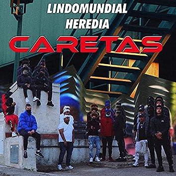 Caretas (feat. Heredia)