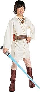 Rubie's Costume Star Wars - Disfraz de Obi-Wan Kenobi para niño, talla L/8- 10 años