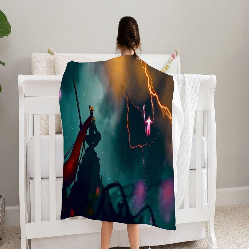 GANTEE Digital Painting Design Popular popular Style God and Blanket Soft Super Ranking TOP14
