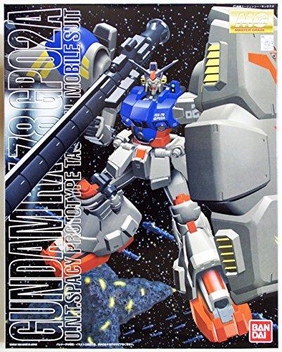 RX-78 GP02A Gundam GUNPLA MG Master Grade 1/100