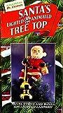 Santa Lighted Animated Tree Top