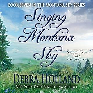 Singing Montana Sky audiobook cover art