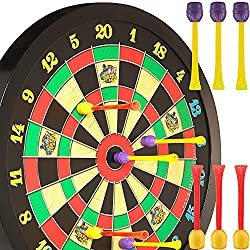 Best Toys for 11 Year Old Boys-Doinkit Darts - Magnetic Dart Board