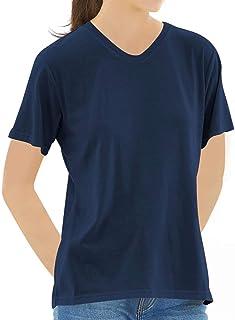 Women's Bamboo V Neck T-Shirt