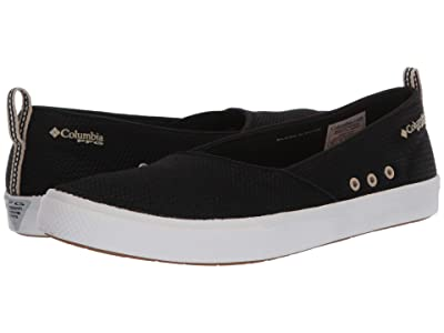 Columbia PFG Doradotm Slip II Shoe (Black/Oatmeal) Women
