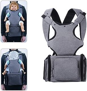 ヒップシート 抱っこ紐、ベビーキャリア人間工学に基づいたキャリアバックパックHipseat収納バッグ用新生児防止O型脚スリングベビーカンガルー