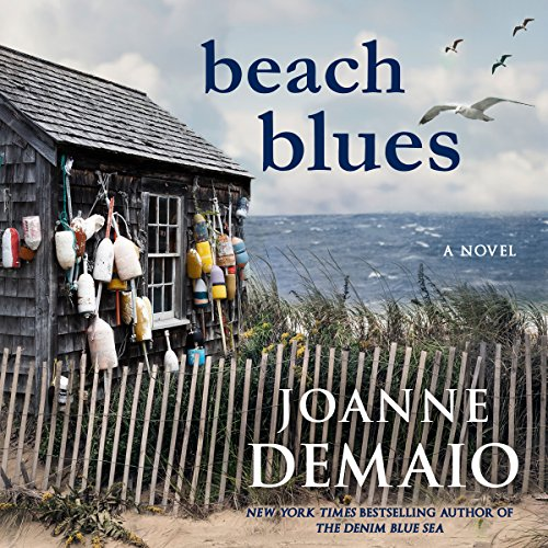 Beach Blues audiobook cover art