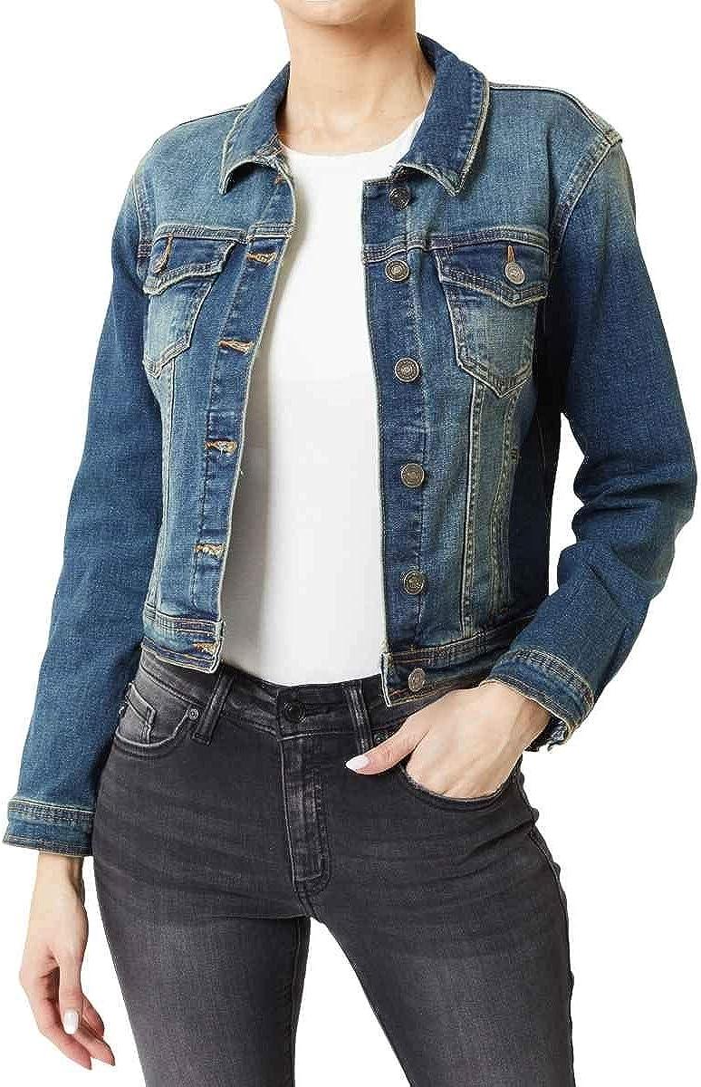 Kan Can Women's Denim Jacket XL