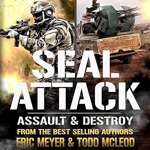 Assault & Destroy cover art