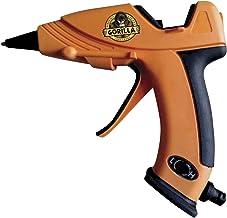 Gorilla Dual Temp Hot Glue Gun, Mini, Orange, (Pack of 1)