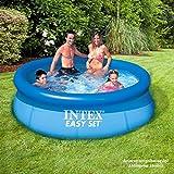 INTEX Easy Set Swimming Pool 244x 76cm Piscina Piscina planschbecken