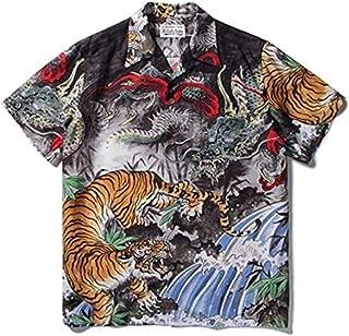 WACKO MARIA TIM LEHI 19SS Lサイズ コラボ アロハシャツ シャツ 半袖
