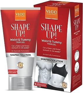 Vlcc Shape Up Waist & Tummy Trim Gel Get A Flatter & Firmer Firmer Stomach 200 g