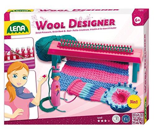 Lena Strickset Wool Designer