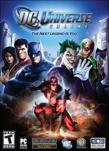 DC Universe Online Standard Edition - PC