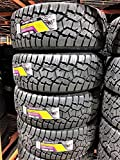 325/50R15 Tires - Set of 4 (FOUR) Suretrac Wide Climber A/T II All-Terrain Radial Tires-33X12.50R20 LT 114S LRE 10-Ply