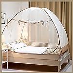 Se protéger des moustiques avec la moustiquaire dome