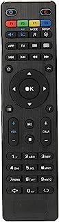 ROTMAKERS Black MAG 254 Original Replacement Remote Control for MAG 254 250 255 265 275 Linux Tv Box OTT IPTV Set Top Box
