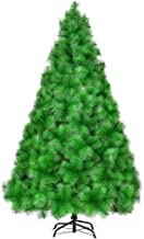 Artificial Xmas Tree Christmas Tree National Tree PVC Spruce (Size : 2.1m-7ft)