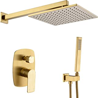 Best brass shower set Reviews