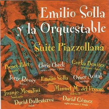 Solla: Suite Piazzollana