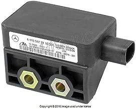 Mercedes-Benz Genuine Rear Left Yaw Sensor - (Turn Rate Sensor) C230 C240 C32 AMG C320 ML320 ML430 ML500 ML55 AMG SLK230 SLK32 AMG SLK320