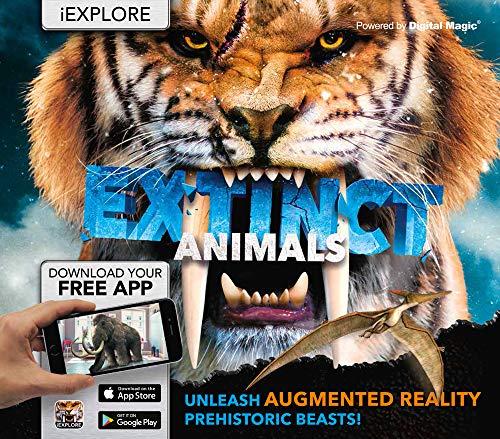 Extinct Animals: Unleash Augmented Reality Prehistoric Beasts! (iExplore)